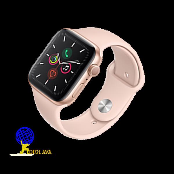 ساعت اپل سری 5 سایز 44 صورتی