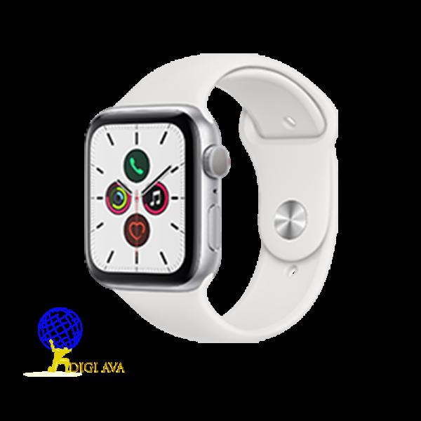 ساعت هوشمند اپل سری 5 سایز 44 سیلور