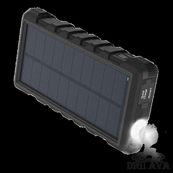 پاوربانک خورشیدی راوپاور 25000 میلی آمپرساعت