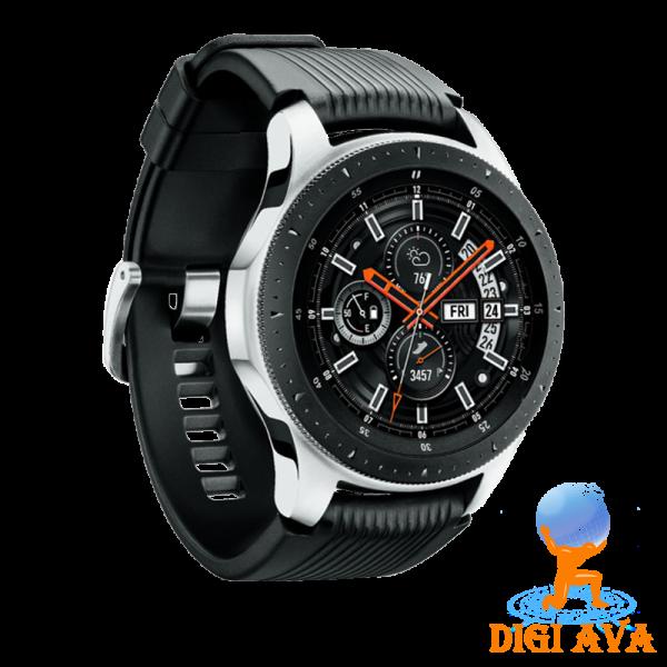ساعت هوشمند سامسونگ R800 نقره ای