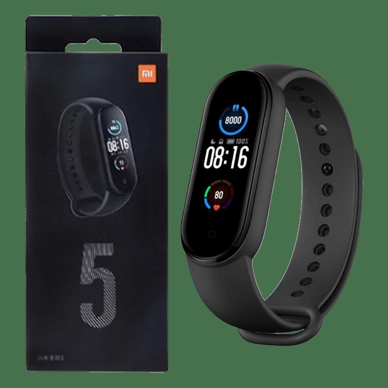 دستبند سلامت شیائومی 5 نسخه گلوبال