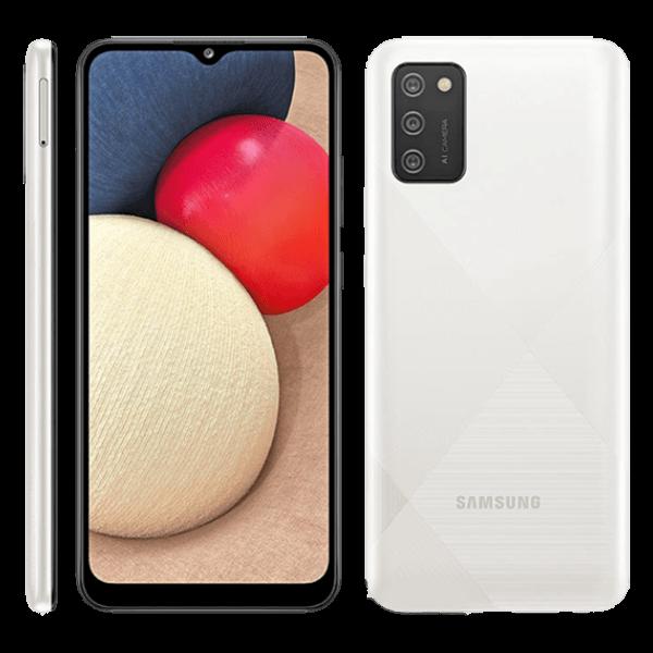 گوشی موبایل سامسونگ گلکسی a02S سفید
