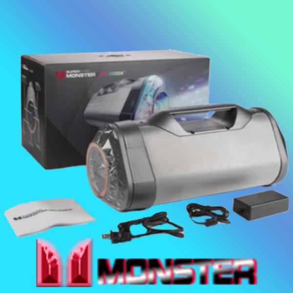 monster superstar ravebox