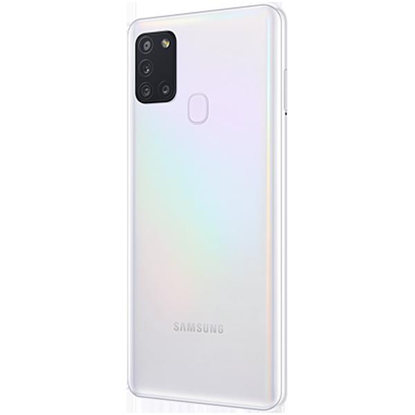 گوشی موبایل سامسونگ گلکسی A21s سفید