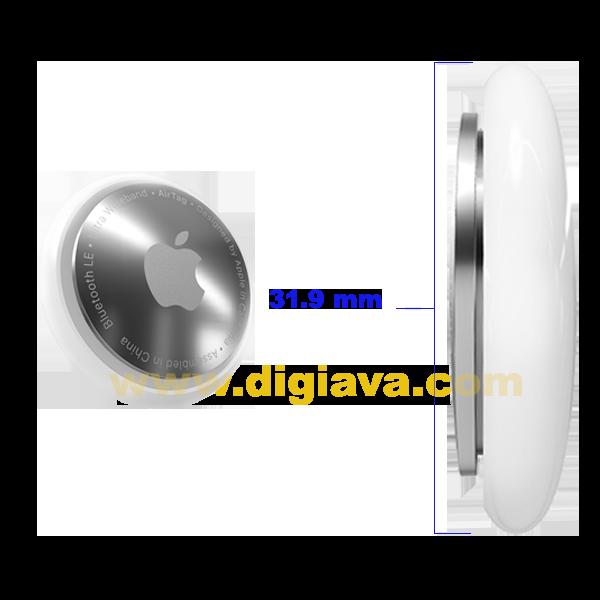 size AirTag Apple