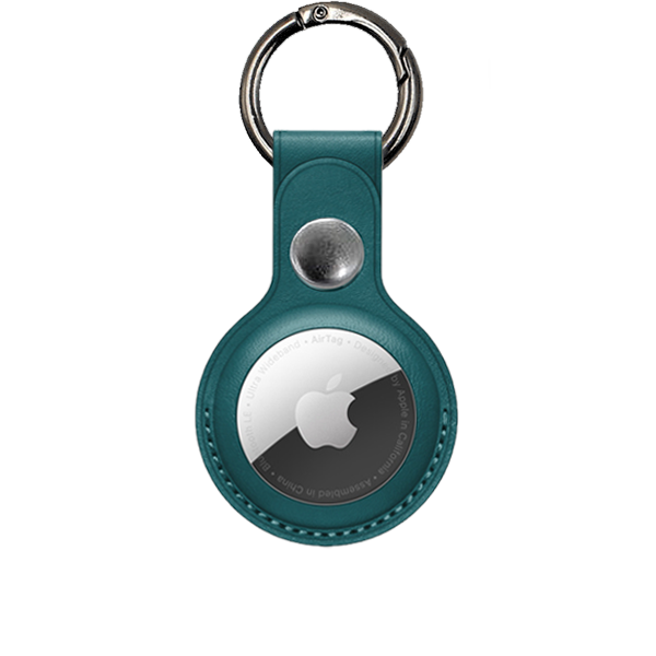 کاور چرمی ایرتگ اپل سبز