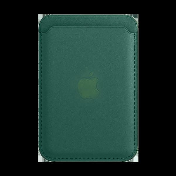 جا کارتی مگ سیف چرمی اپل سبز