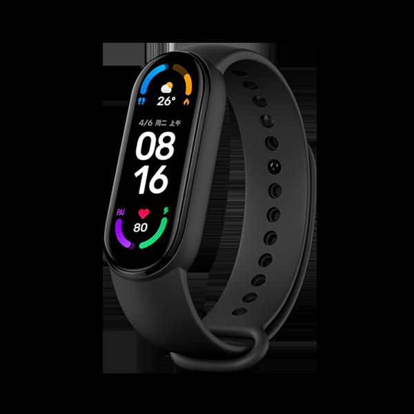 دستبند بند هوشمند شیائومی مدل Mi Band 6 Global Version