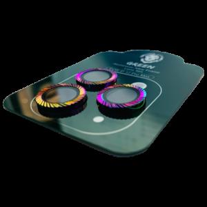 محافظ لنز تکی دوربین گرین آیفون ۱۲ پرو مکس آلومینیومی هفت رنگ