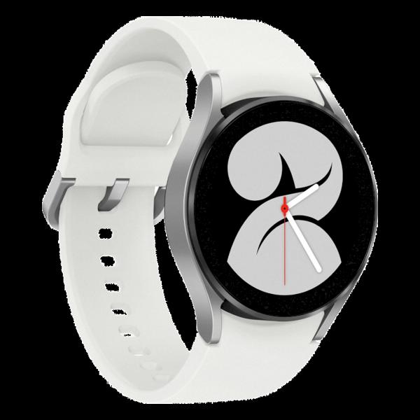 ساعت هوشمند سامسونگ مدل گلکسی واچ 4 سایز 44mm نقره ای